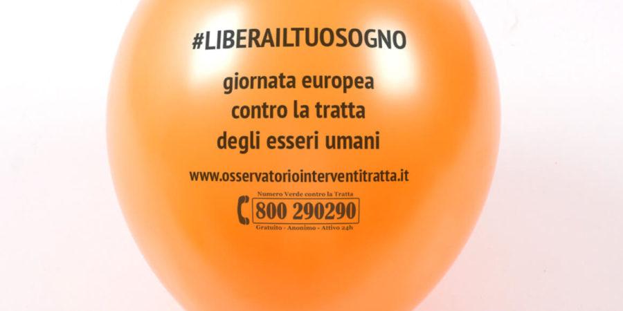 10^ Giornata Europea Contro la Tratta
